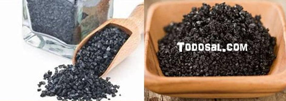 sal negra de la India