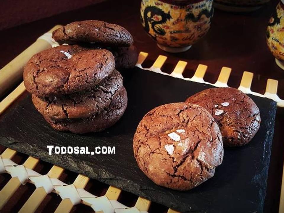 Recetas de galletas con Sal Maldon