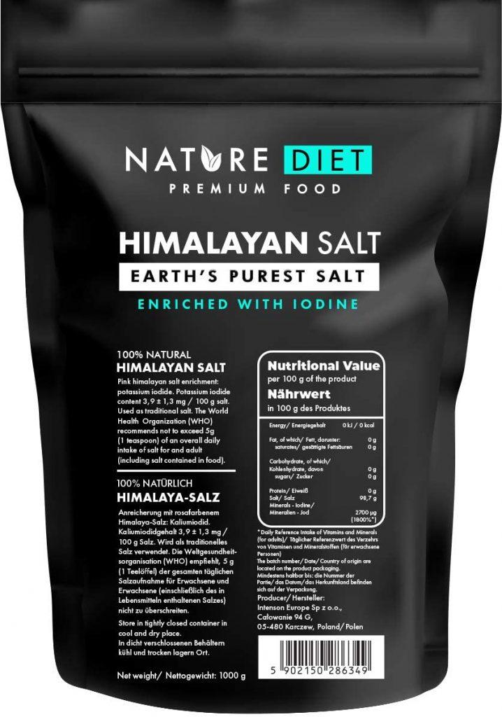 Sal del HImalaya 1000g