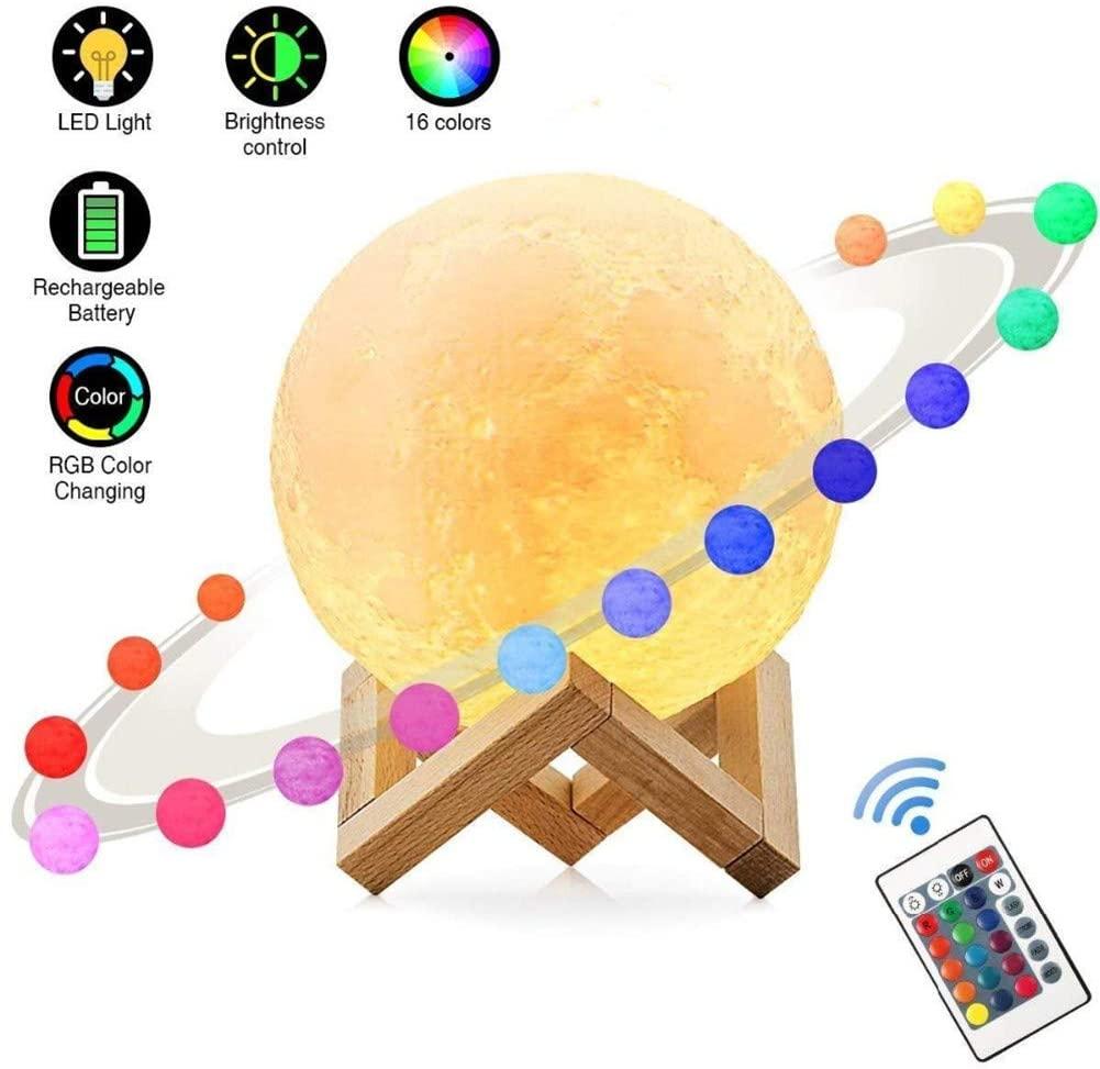 lampara de sal del himalaya led esfera